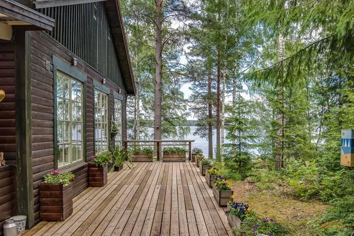 Bild: 3 rum villa på Stensbo 30, Smedjebackens kommun Söderbärke