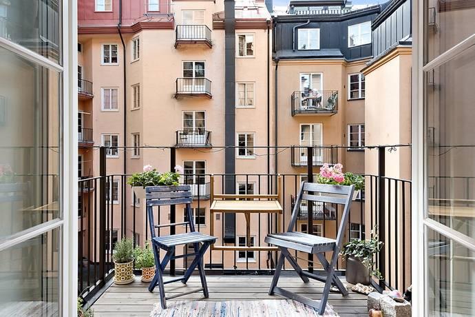 Bild: 1 rum bostadsrätt på Gotlandsgatan 71 A, 2 tr, Stockholms kommun Södermalm - Katarina