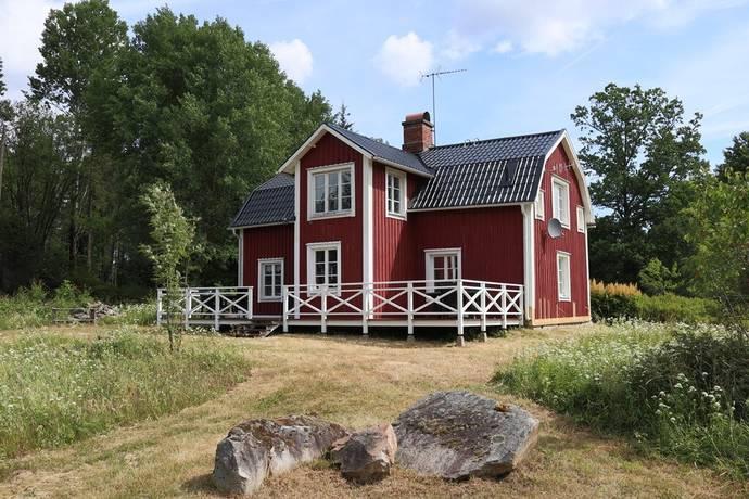 Bild: 4 rum villa på Göljhult Lyckeby, Uppvidinge kommun