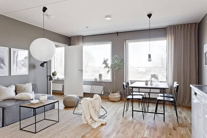 Bild: 3 rum bostadsrätt på Kungsgatan 93D, Uppsala kommun Kungsängen, Industristaden