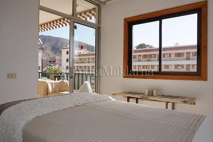 Bild: 3 rum bostadsrätt på Strandnära, havsutsikt i gavelläge, Spanien Teneriffa - Los Cristianos