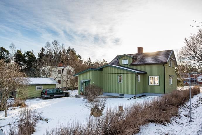 Bild: 4 rum villa på Höjersdalsvägen 7, Gävle kommun Fridhem