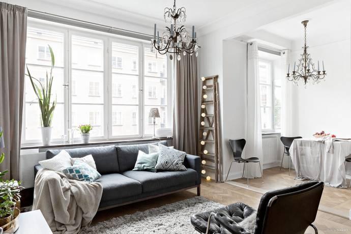 Bild: 2 rum bostadsrätt på Polhemsgatan 5, Stockholms kommun Kungsholmen