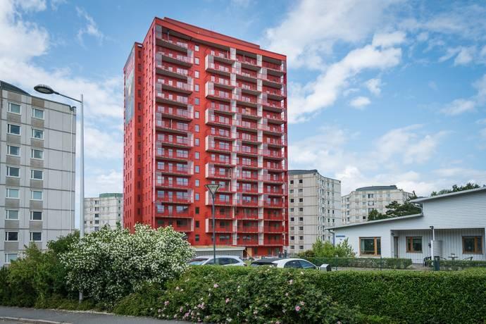 Bild: 2 rum bostadsrätt på Valthornsgatan 6, Göteborgs kommun Frölunda