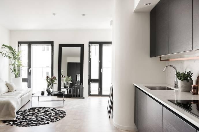 Bild: 2 rum bostadsrätt på Sonja Kovalevskys gata 3, 7tr, Stockholms kommun Vasastan - Hagastaden