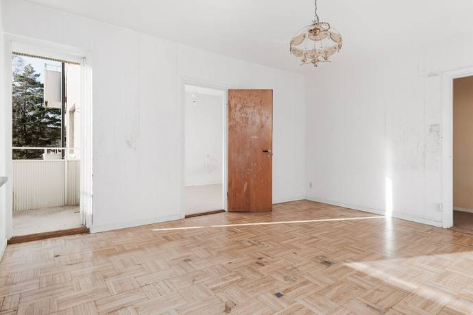 Bild: 3 rum bostadsrätt på Fyrskeppsvägen 79, Stockholms kommun Kärrtorp