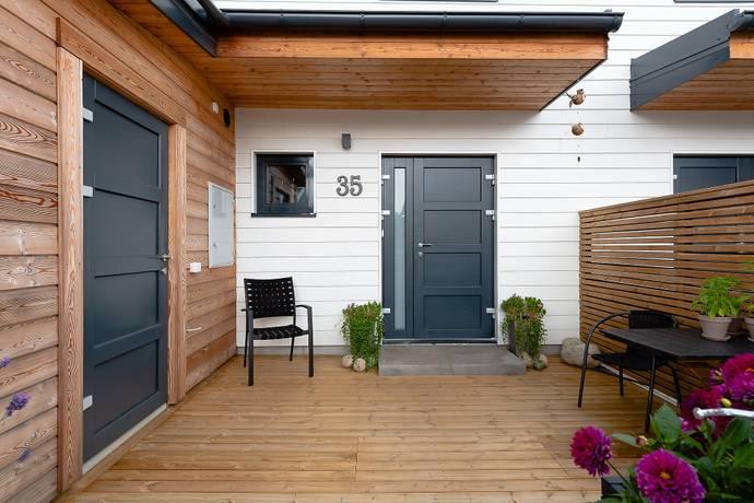 Bild: 4 rum radhus på Rynings Väg 35, Nyköpings kommun Malmbryggshagen