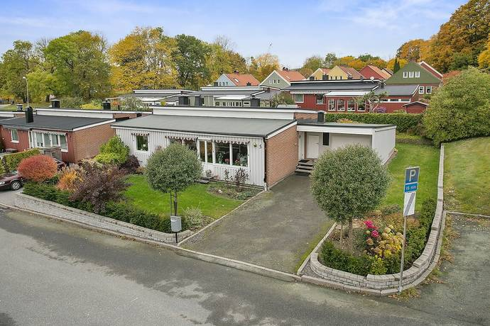 Bild: 5 rum radhus på Travtränargatan 5, Mölndals kommun Åby