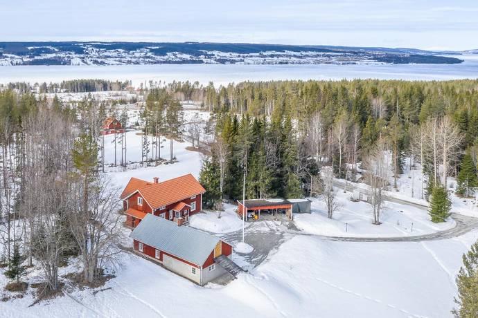 Bild: 6 rum gård/skog på Grytan  720, Östersunds kommun Grytan