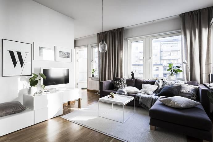 Bild: 2 rum bostadsrätt på Eyvind Johnsons gata 7, Vån 4, Stockholms kommun Kungsholmen - Hornsbergs Strand