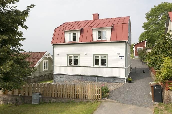 Bild: 4 rum villa på Fredriksbergsgatan 7, Ronneby kommun Gamla Hulta