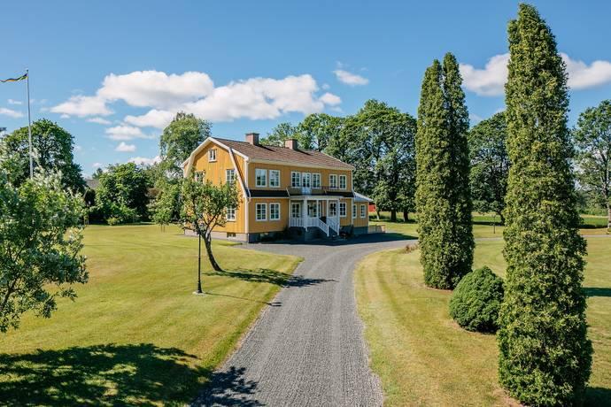 Bild: 10 rum villa på Stora Klåvasten 3, Skövde kommun