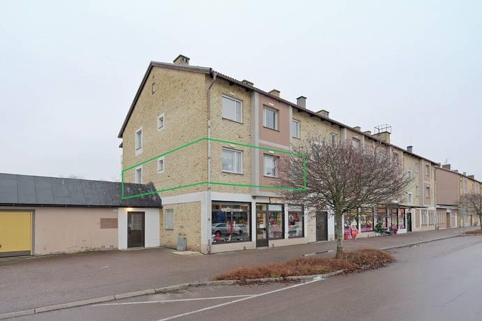 Bild: 3 rum bostadsrätt på Jernfeltsgatan 5, Kristinehamns kommun Björneborg