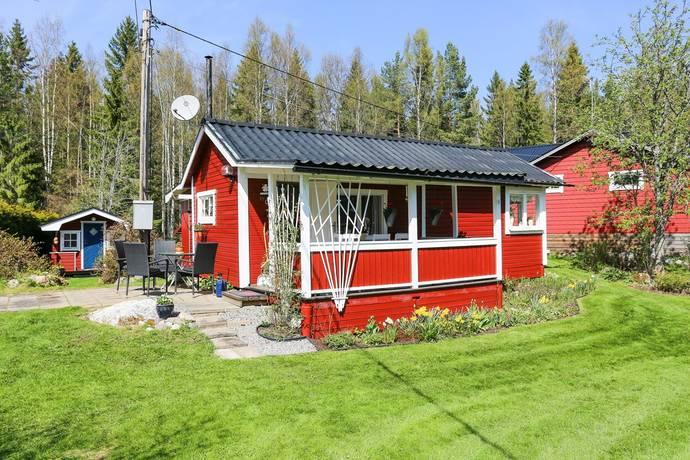 Bild: 1 rum villa på Toskavägen 7, Hallsbergs kommun Tisarbaden