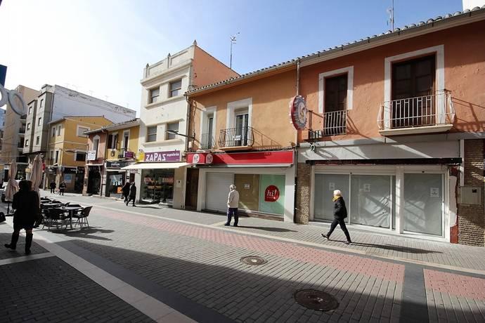 Bild: 3 rum villa på Renoverad lägenhet i centrala Denia, Spanien COSTA BLANCA - DENIA