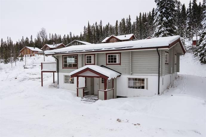 Bild: 7 rum fritidshus på Vrilvägen 21, Malung-Sälens kommun Sälfjällstorget, Sälen