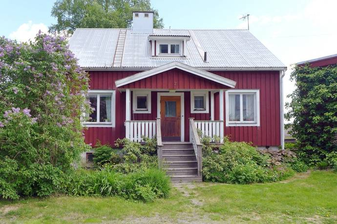 Bild: 6 rum villa på Källgatan 7, Kramfors kommun Jättesta