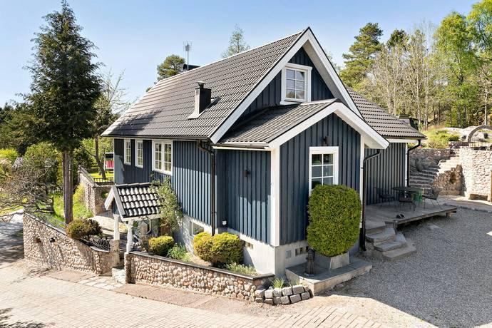 Bild: 7 rum villa på Lagerbäcksvägen 20, Värmdö kommun Ingarö