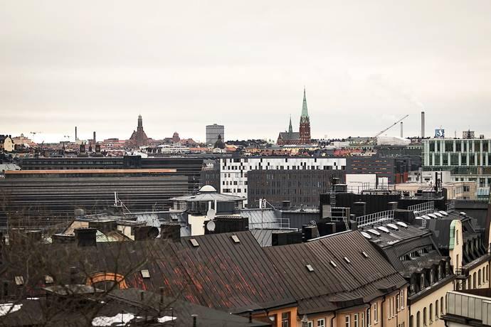 Bild: 1 rum bostadsrätt på Kungsklippan 20, vån 5, Stockholms kommun Kungsholmen