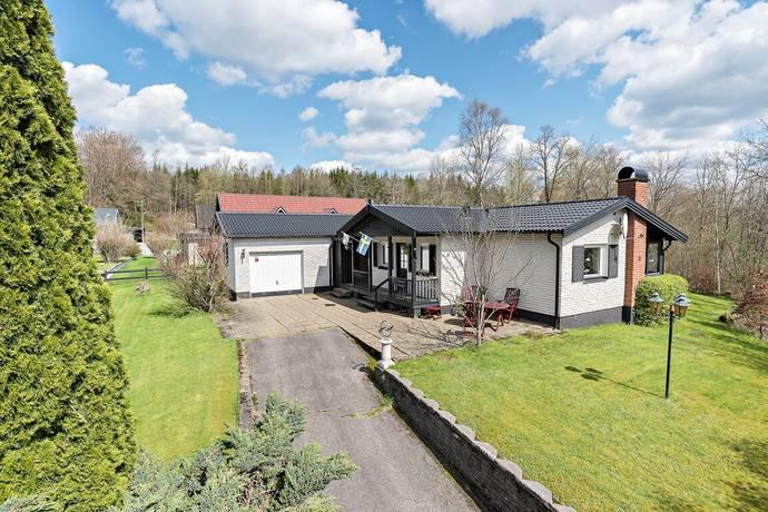 Bild: 3 rum villa på Blåbärsstigen 3, Svenljunga kommun Överlida