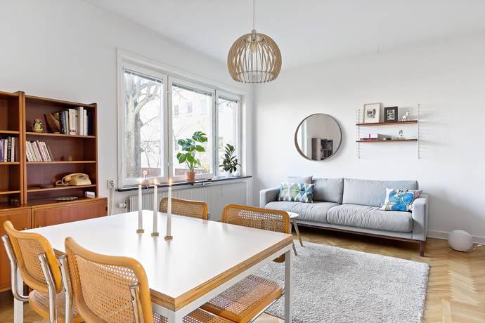 Bild: 2 rum bostadsrätt på Minnebergsvägen 12, Stockholms kommun Traneberg / Alvik