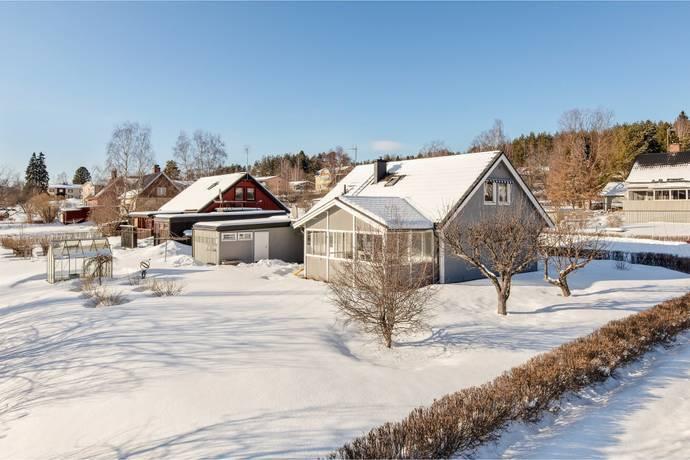 Bild: 4 rum villa på Källvägen 11, Ånge kommun Fränsta
