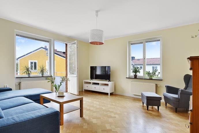 Bild: 2,5 rum bostadsrätt på Sjöbjörnsvägen 22, 2tr, Stockholms kommun Gröndal