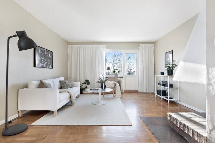 Bild: 3 rum bostadsrätt på Solvändan 2B, Umeå kommun Haga