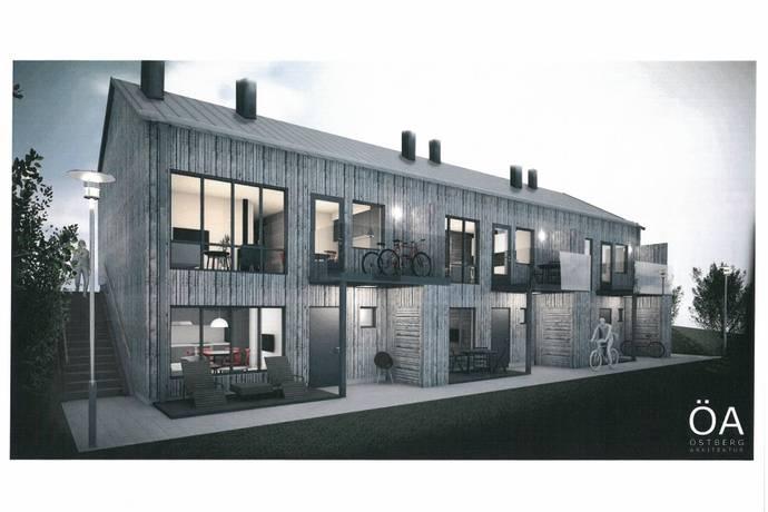 Bild från Brf. Järvsö Lodge - NYPRODUKTION – ÅTERUPPTAGEN FÖRSÄLJNING AV JÄRVSÖ LODGE 45 st. BRF:er FRÅN 990.000 kr