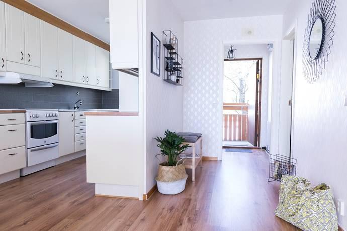 Bild: 3 rum bostadsrätt på Allégatan 18 I, Östersunds kommun Odenslund