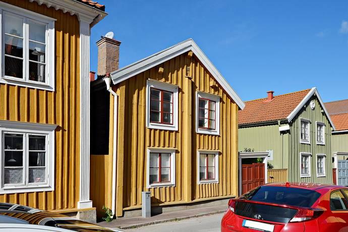 Bild: 3 rum villa på Strandgatan 21, Kalmar kommun MALMEN
