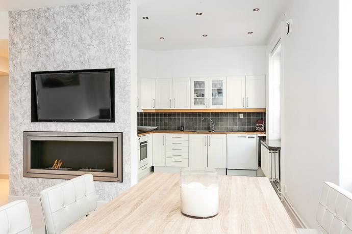 Bild: 6 rum bostadsrätt på Thorildsvägen 5, Stockholms kommun Kungsholmen