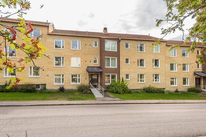 Bild: 2 rum bostadsrätt på Baldersvägen 44, Sundsvalls kommun Haga