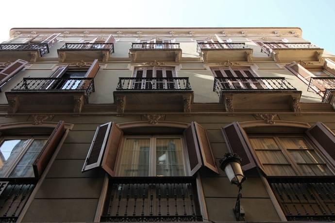 Bild: 2 rum bostadsrätt på Citylägenhet i Málaga!, Spanien Centro Histórico | Malaga
