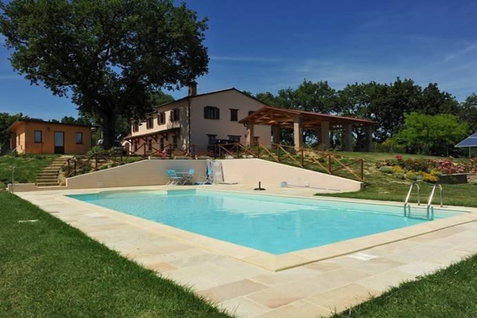 Bild: 5 rum villa på Cartoceto, Italien Marche