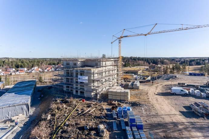 Bild: 3 rum bostadsrätt på Vallhöjdsvägen, Södertälje kommun Kallfors