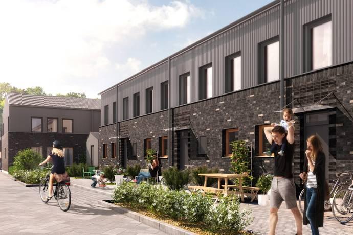 Bild: 5 rum radhus på Stationsstaden, Kävlinge kommun Kävlinge