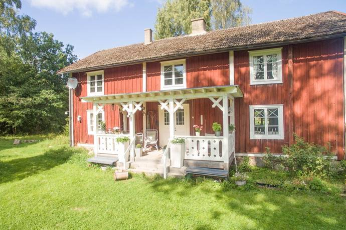 Bild: 5 rum fritidshus på Görgeshult 3, Tingsryds kommun Görgeshult