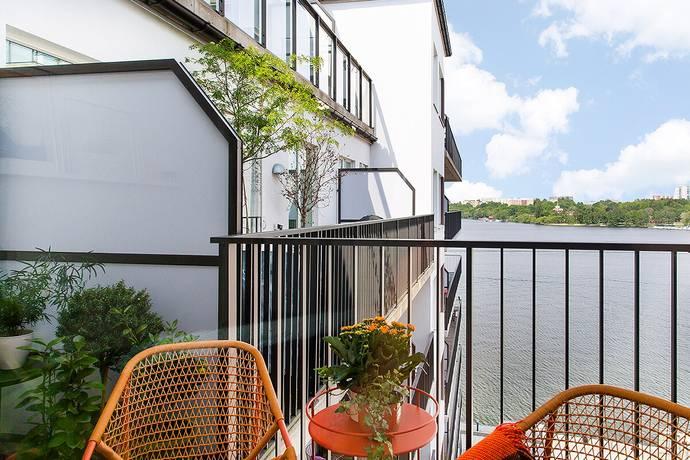 Bild: 3 rum bostadsrätt på Sara Lidmans Gata 6, 7 tr, Stockholms kommun Kungsholmen-Hornsbergs Strand