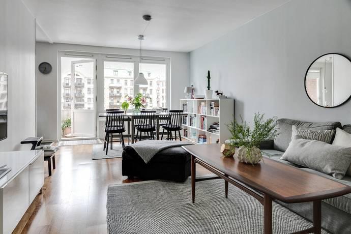Bild: 4 rum bostadsrätt på Chapmansgatan 2, Göteborgs kommun Majorna