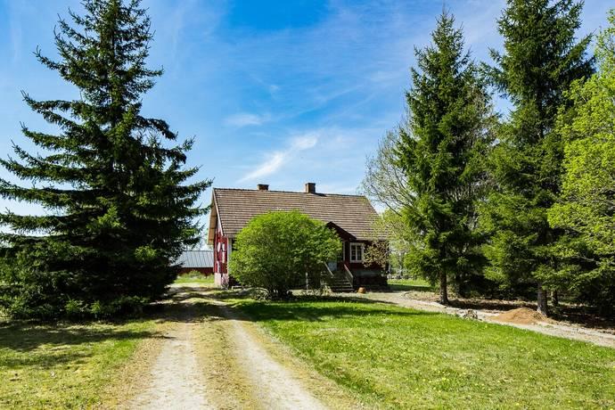 Bild: 4 rum villa på Brändeborg 5, Tingsryds kommun Ryd