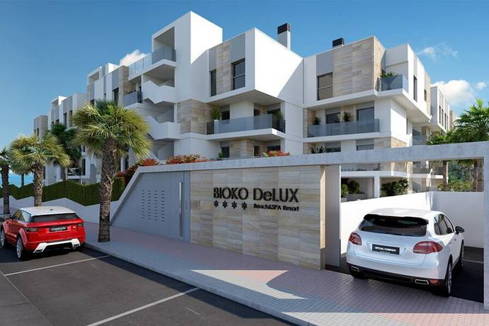 Bild: 3 rum bostadsrätt på Takvåning i lyxigt strandnära projekt, Spanien Torrevieja Söder - Cabo Roig