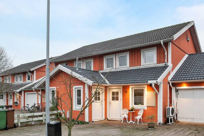 Bild: 5 rum radhus på Bertil Muhrs gata 18, Malmö kommun Husie