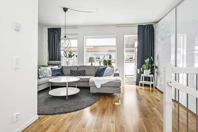 Bild: 4 rum radhus på Gamla tunavägen 43C, Borlänge kommun Gylle