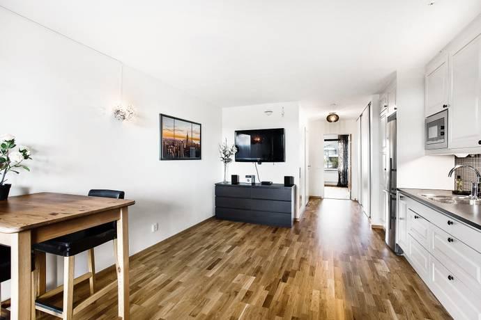 Bild: 2 rum bostadsrätt på Gamla Enköpingsvägen 152, Sundbybergs kommun Ursvik