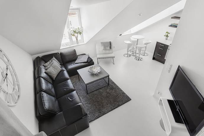 Bild: 2 rum bostadsrätt på Vintervägen 17, vån 5, Solna kommun Solna Råsunda