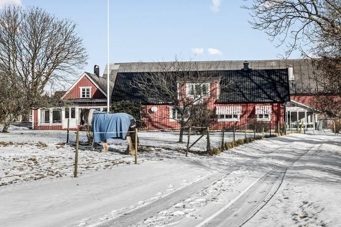 Bild: 6 rum villa på Brammarpsvägen 133, Ängelholms kommun Hjärnarp