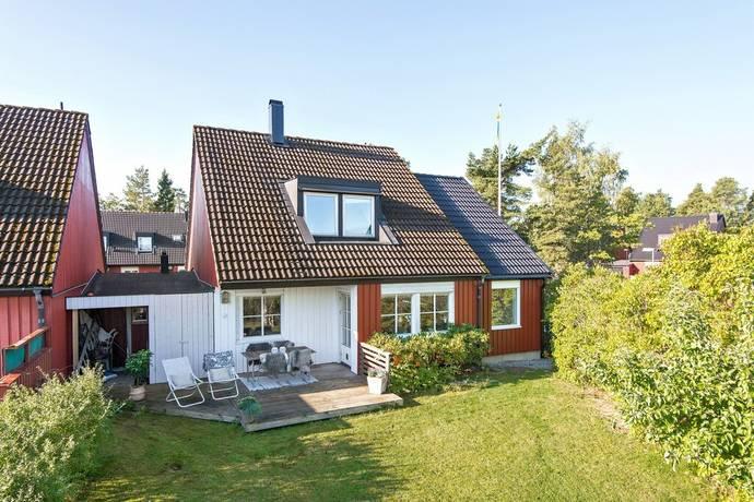 Bild: 6 rum radhus på Lindtunet 4, Lidingö kommun LIDINGÖ