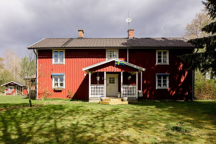 Bild: 7 rum gård/skog på Nöthult Norrgården 1, Vaggeryds kommun Nöthult