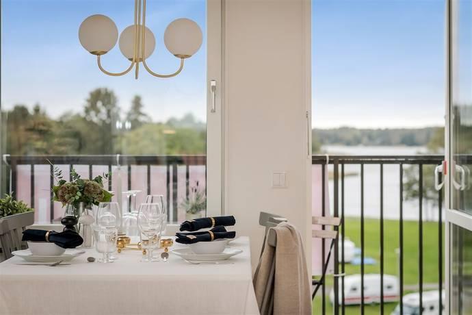 Bild: 4 rum bostadsrätt på Terrilörsgatan 6, lgh  A1401, Östhammars kommun Kvarteret Klacksär